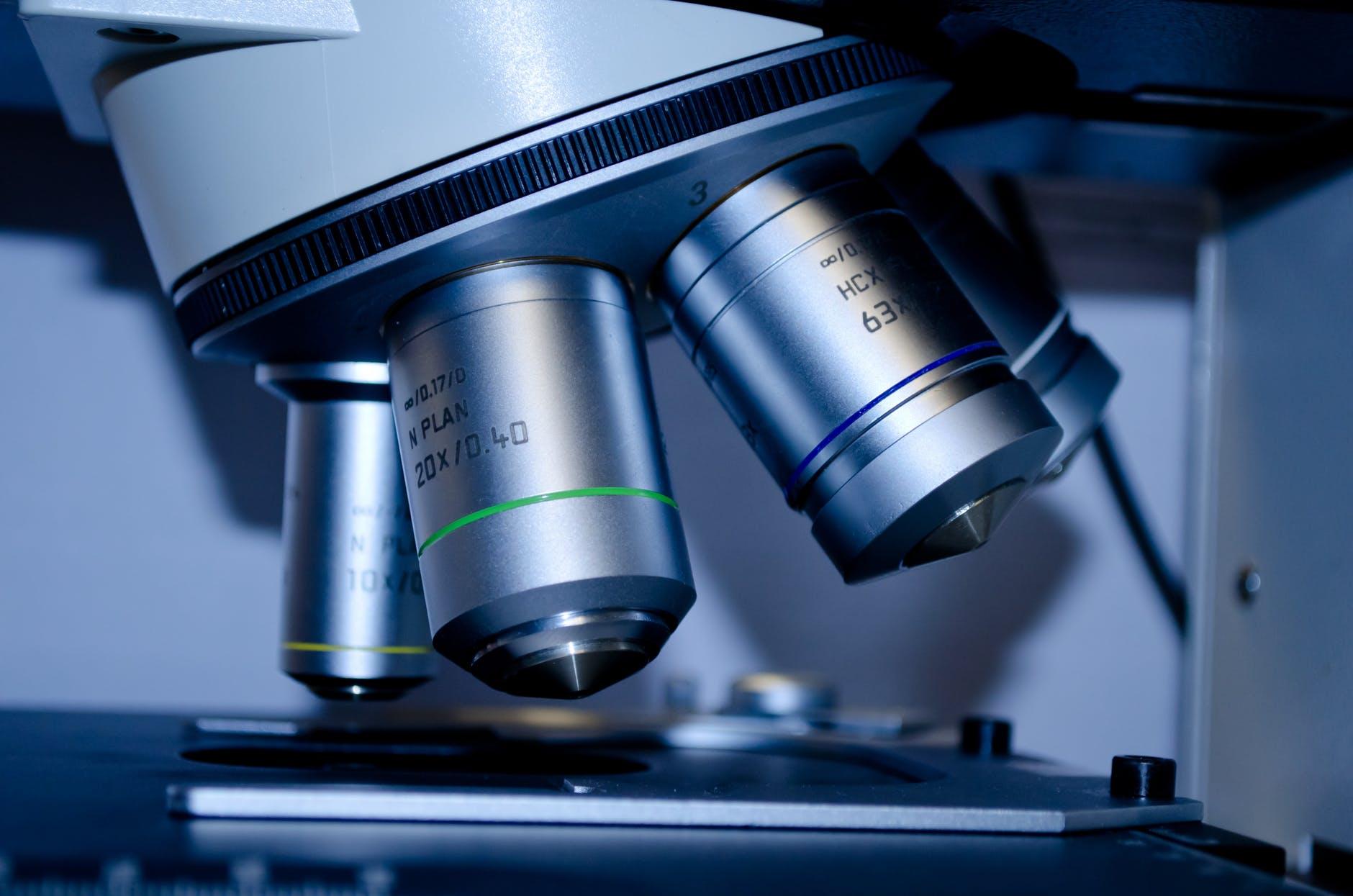 technology lens laboratory medical