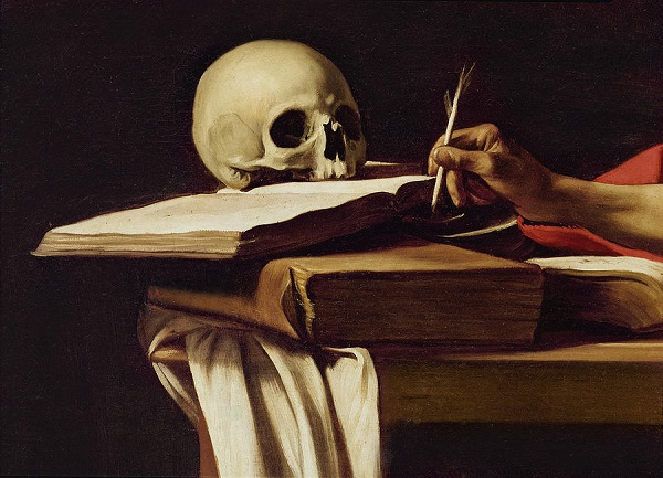 St Jerome Writing