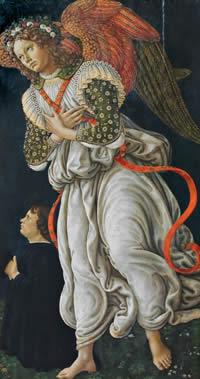 Pleated Angel