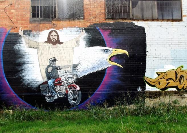 jesus biker