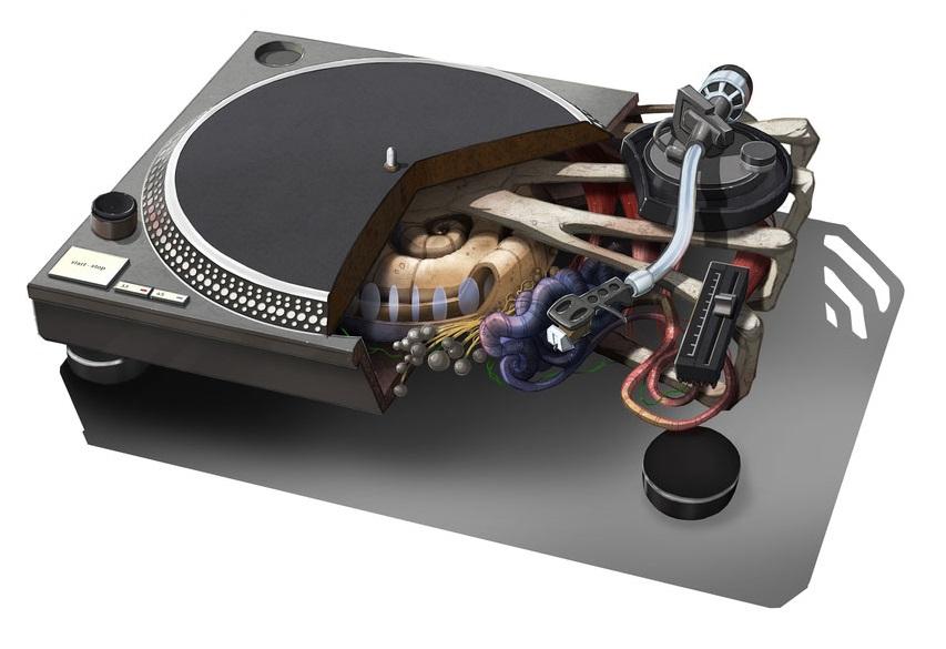 Turntable Music
