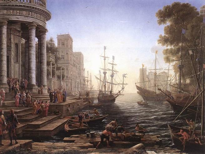embarkation