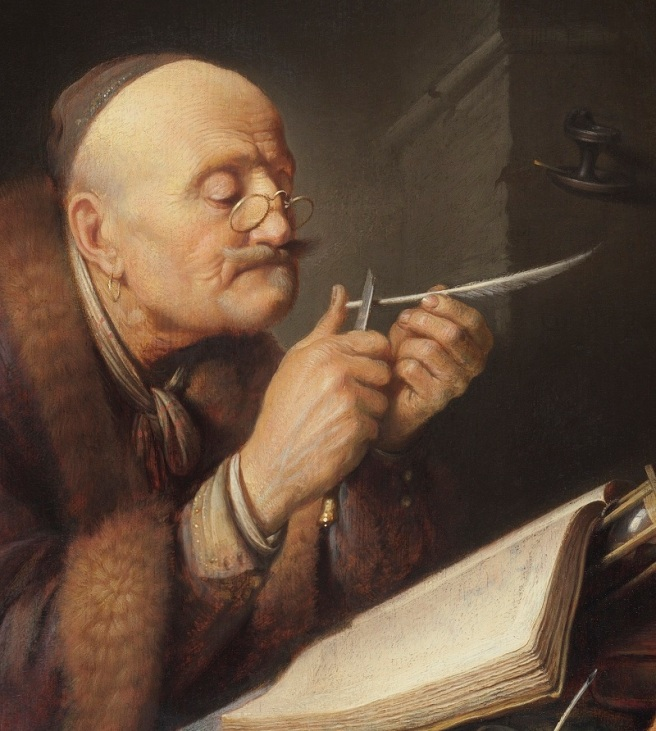 old scholar