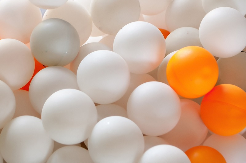 a load of balls